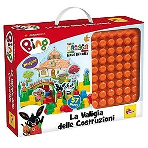 Lisciani Giochi - 76888 Juego para niños Bing Mega Maleta construcciones los Amigos de Bing