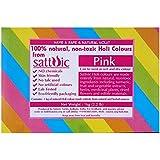 Sattvic Natural Holi Colour (Pink, 1 Kg)