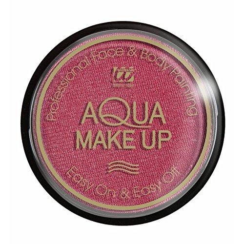 WIDMANN Maquillaje al Agua rosa Metalizado Cualquier día