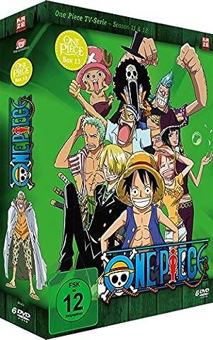 One Piece - Box 13: Season 11 & 12 (Episoden 391-421) [6 DVDs]