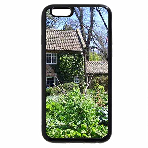 iPhone 6S / iPhone 6 Case (Black) Captain Cook's House
