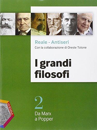 I grandi filosofi. Ediz. plus. Per le Scuole superiori. Con DVD. Con e-book. Con espansione online: 2