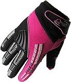 Qtech – Kinder Motocross-Handschuhe – Blau - 8
