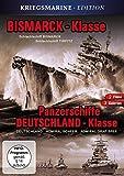 Bismarck-Klasse & Panzerschiffe Deutschland-Klasse [Import anglais]