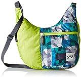 Wildcraft Polyester Denim_Turq Messenger Bag (Wiki Grab-it : Wiki : Denim_Turq)