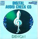 Denon Audio Check CD