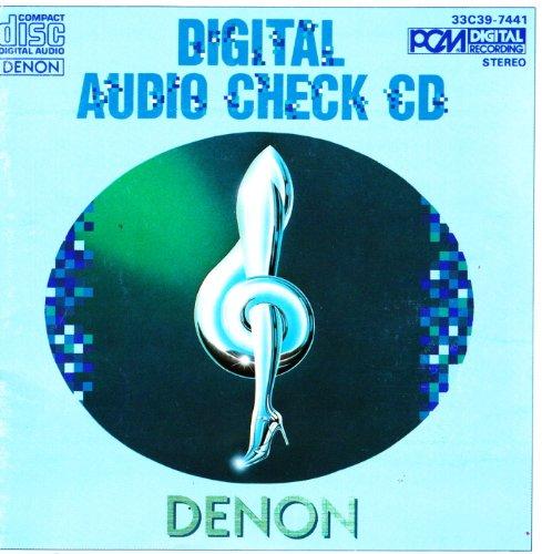 Preisvergleich Produktbild Denon Audio Check CD