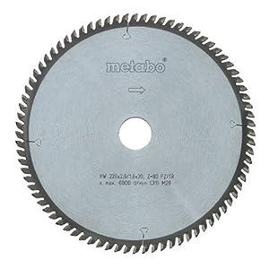Metabo 628079000 210 x 30 60 WZ HW/CT Circular Saw Blade