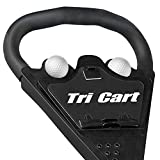 Longridge Three Wheel Tri-Cart Golf Trolley
