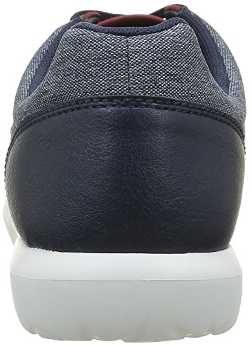 Le Coq Sportif Herren Dynacomf 2 Tones Biking Sneakers Blau (Dress Blue/Biking ReDress Blue/Biking Re)