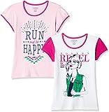 #4: Cherokee Girls' T-Shirt (Pack of 2)