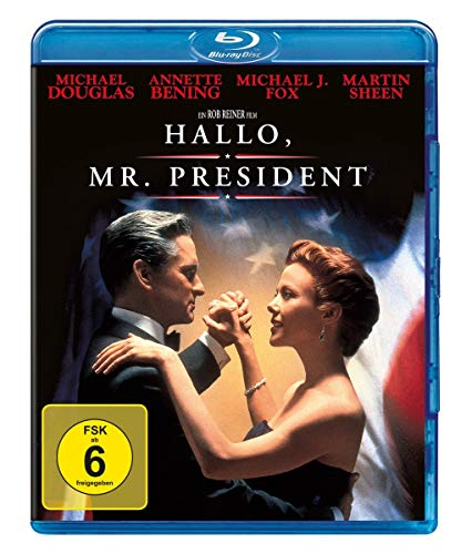 Hallo, Mr. President [Blu-ray]
