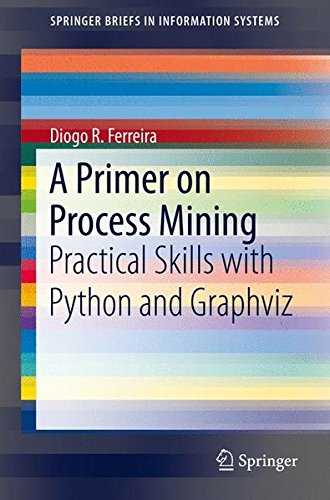 A Primer on Process Mining: Practical Skills with Python and Graphviz (SpringerBriefs in Information Systems) por Diogo R. Ferreira