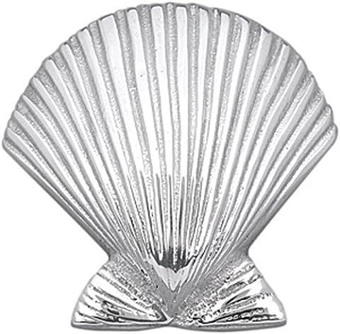 Mariposa Scallop Shell Napkin Weight by Mariposa