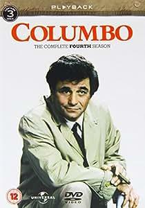 Columbo The Complete Fourth Season