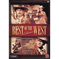 Best of the West (7-disc) -DVD - - Butch & Sundance - Buffalo Bill and the Indians - Hannie Caulder - Man of the east - North to Alaska - Dead man's walk by Terence Hill, Tom Berenger, Paul Newman John Wayne