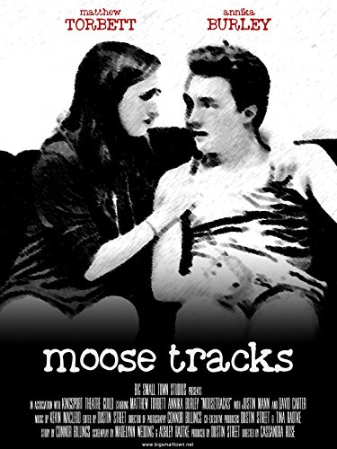 Moose Tracks Cover