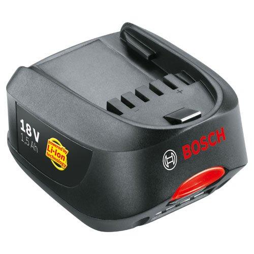 Preisvergleich Produktbild Bosch Bosc Akku 18V-Li 1,5Ah gn 1.500 mAh, 18 V, Li-Ion