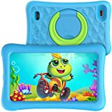VANKYO MatrixPad Z1 Tablet per Bambini 7' 32GB ROM, Android 8.1 Oreo IPS HD Display WiFi Bluetooth Kidoz Preinstallato con Kid-Proof Custodia (Azzurro)