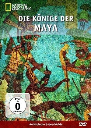 Die Könige der Maya, 1 DVD, deutsche u. englische Version