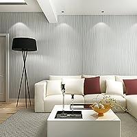 KINLO® Tapete Wand Vlies 10x0.53m(5.3m) Mustertapete Tapete Vlies 3d