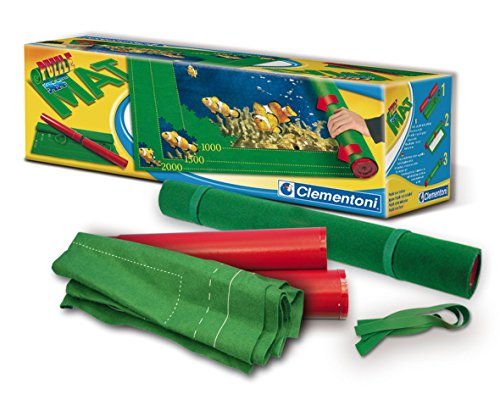 Outletdelocio. Puzzle Roll Clementoni 30297. Tapete universal para transportar/guardar puzzles.