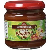 Mexifoods Salsa Mexicana - 6 Paquetes de 185 gr - Total: 1110 gr