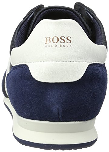 Boss Orange Orland, Sneakers Basses Homme Bleu (Navy 417)