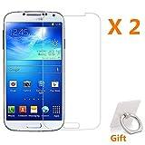 Pellicola Vetro Samsung S3,Pellicole protettive Samsung S3,RUIST Vetro Temprato [pellicola 2.5D] Trasparente [protezione dello Schermo antiurto] per Samsung Galaxy S3 [2 Pezzi]