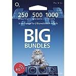 O2 The Big Bundle Pay As You Go Sim Card
