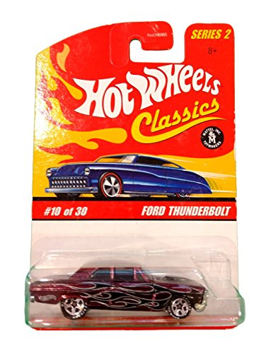 Hot Wheels Ford Thunderbolt - Classics Series 2