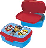 Paw Patrol Sealable Sandwich Box With Tray