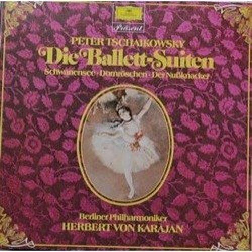 Die Ballett-Suiten - Schwanensee, Dornröschen, Der Nussknacker [2xVinyl]
