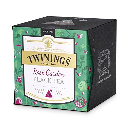 Twinings Rose Garden Tea Black