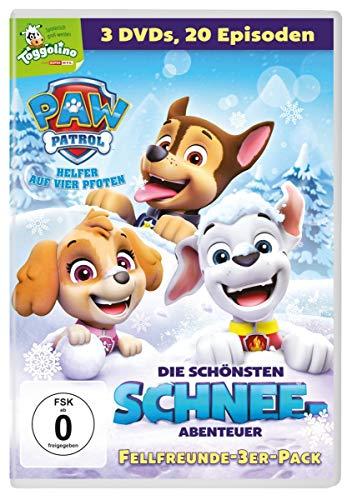Paw Patrol - Die schönsten Schnee-Abenteuer [3 DVDs]