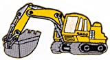 Iron-On Patch Digger Construction - Best Reviews Guide
