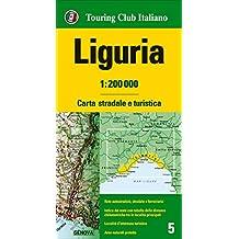 Carte Italie Ligurie.Amazon Fr Ligurie Italie Livres