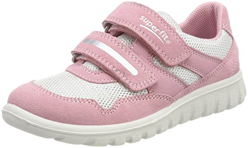 Superfit Baby Mädchen SPORT7 Mini Lauflernschuhe, Pink (Rosa Kombi), 28 EU