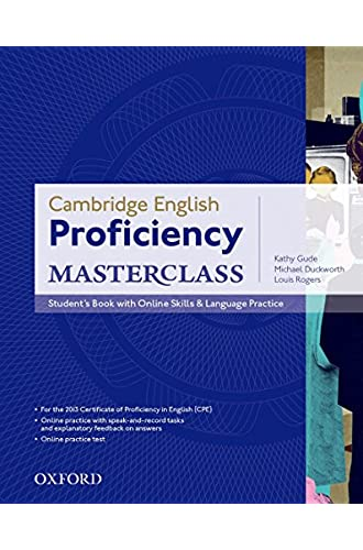 Descargar gratis Cambridge English: Proficiency de Kathy Gude