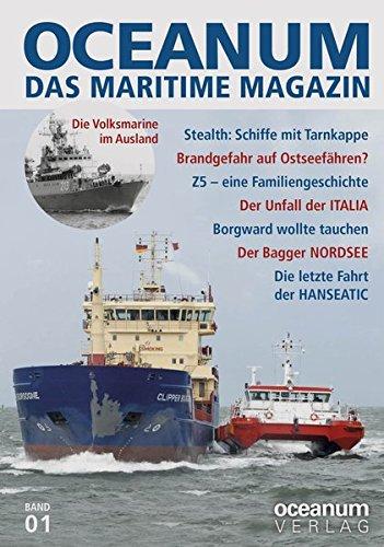 OCEANUM, das maritime Magazin: Ausgabe 1