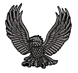 Adler Aufnäher Bügelbild Patch Applikation