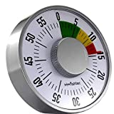 Minuteur Géant - Zones couleurs - Grands chiffres - Idéal salle de classe - 16 X 5 cm