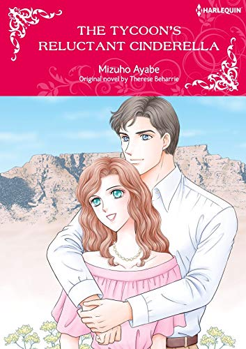 The Tycoon\'s Reluctant Cinderella: Harlequin comics (English Edition)