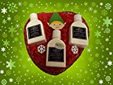Elegance Natural Skin Care Geschenkset für die Mutter zum Verwöhnen, Rot Tolles Geschenk für eine...