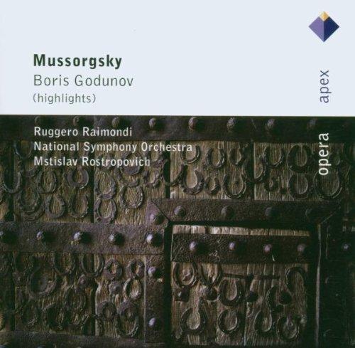 Boris Godunov by M.P Mussorgsky (2005-07-04)