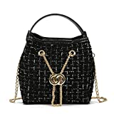 CZDXMRucksack Damentaschen Wild Messenger Fashion Bucket Bag Schultertasche Messenger Bag Cooler...