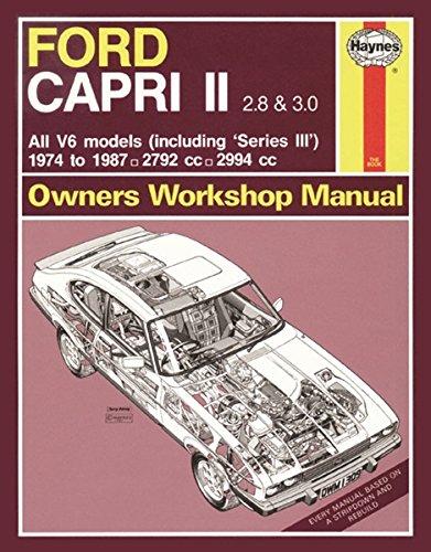 Haynes 1309-Servizio di manutenzione, manuale di riparazione