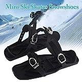 Mini-Patins à Neige Raquettes à Neige Courtes Skiboard Snowblades Sports de Plein air Accessoires de Divertissement Accessoires de Ski