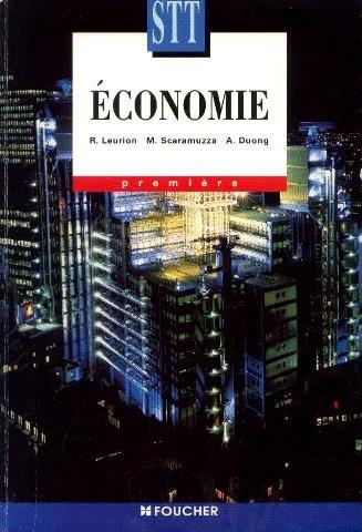 Economie premiere stt