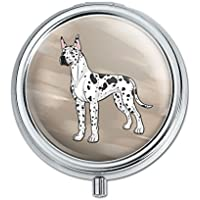 Deutsche Dogge Hunde Pille Fall Schmuckkästchen Geschenk-Box preisvergleich bei billige-tabletten.eu